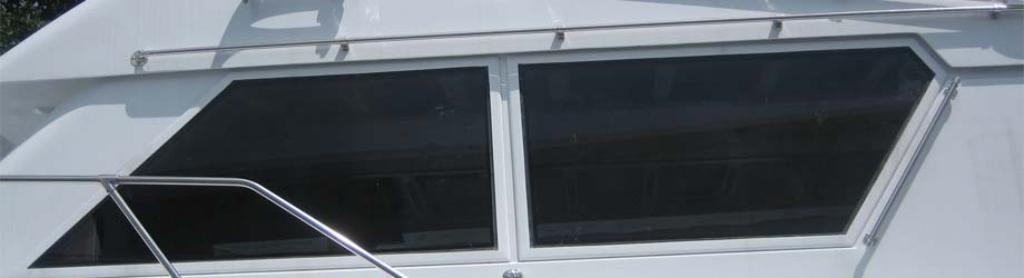 """Marine Custom & Replacement Windows"""